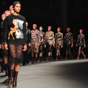 Pictures-2013-Givenchy-Paris-Fashion-Week-Show