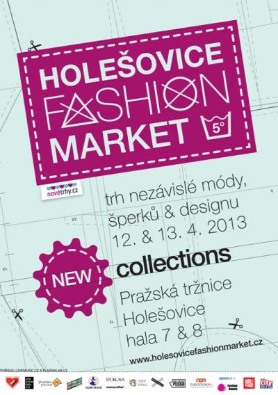 Poster FASHION MARKET 2013