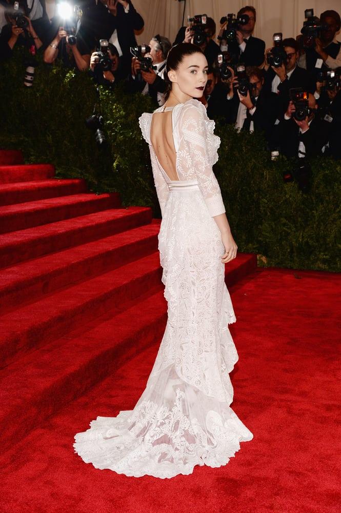 Rooney Mara, jako vždy nejkouzelnější a jako vždy v Givenchy