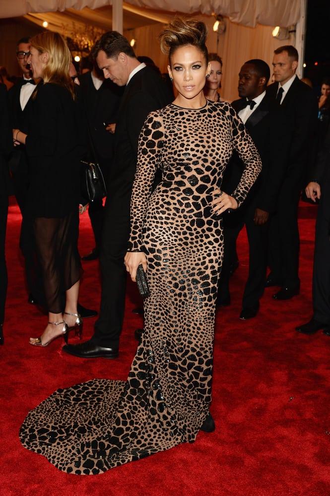 J.Lo zůstala věrná zvířecím vzorům