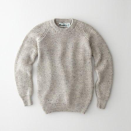 Léty prověřený pletený svetr Vás nikdy nezradí v tuhých mrazech. A navíc  vypadá skvěle. Pokud je Váš přítel o dvě hlavy větší eb024c5378