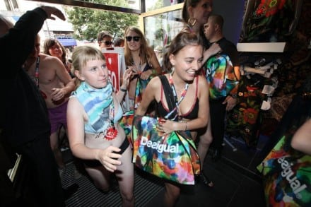 Polonahá párty s Desigual