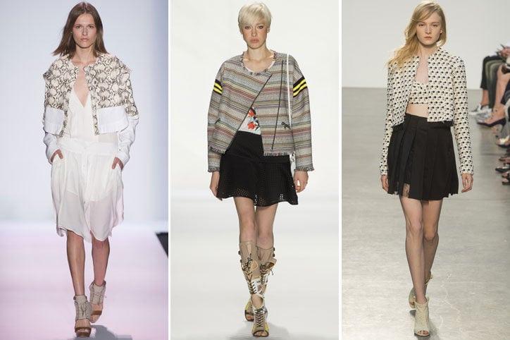 Jarní trendy - móda pro rok 2014