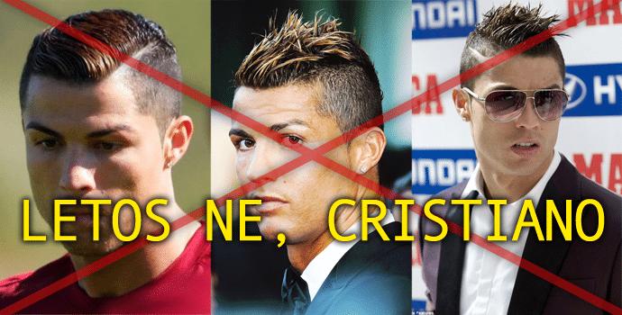 Letos ne, Cristiano