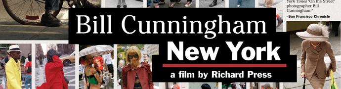Manhattan očima módního lovce Billa Cunninghama