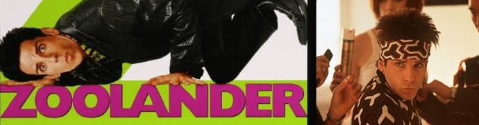 Americký film z módního prostředí z roku 2001 Zoolander.