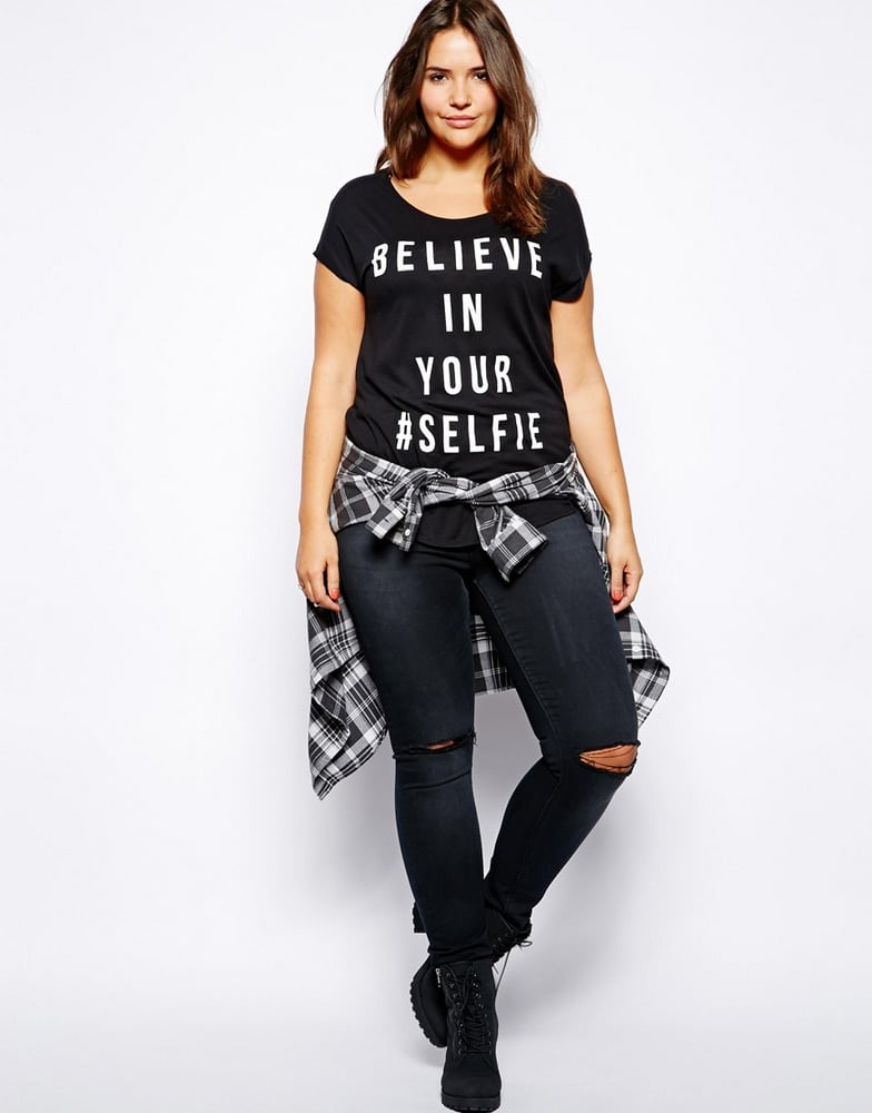New-Look-Inspire-Believe-In-Your-Selfie-Tee