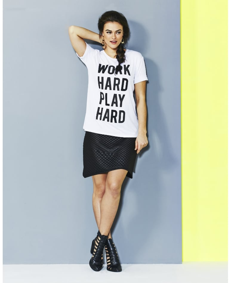 Work-Hard-Play-Hard-T-Shirt-at-Simply-Be