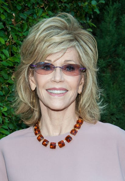 Jane+Fonda+Shoulder+Length+Hairstyles+Medium+YUOeQX03zzLl