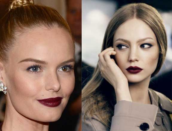 best-dark-red-lipstick