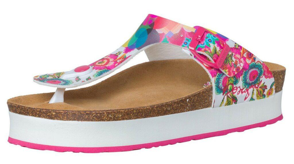 Desigual pantofle Charo. Zdroj: Different.cz