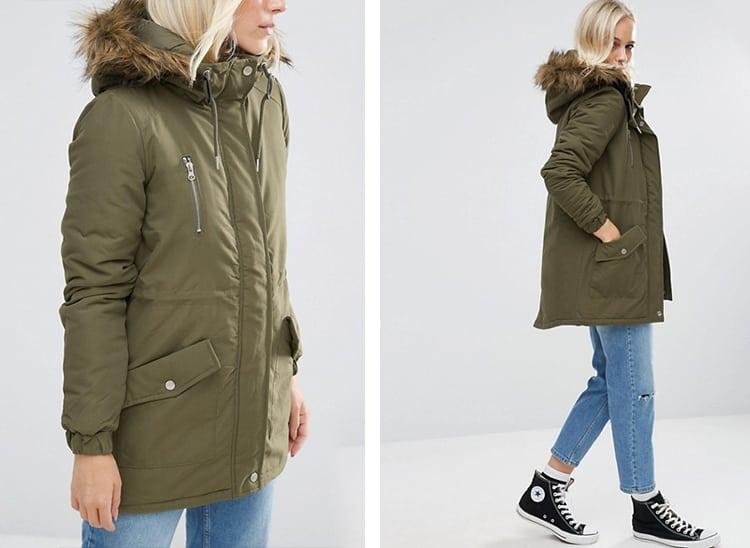 Parťák na celou zimu: stylová bunda 3