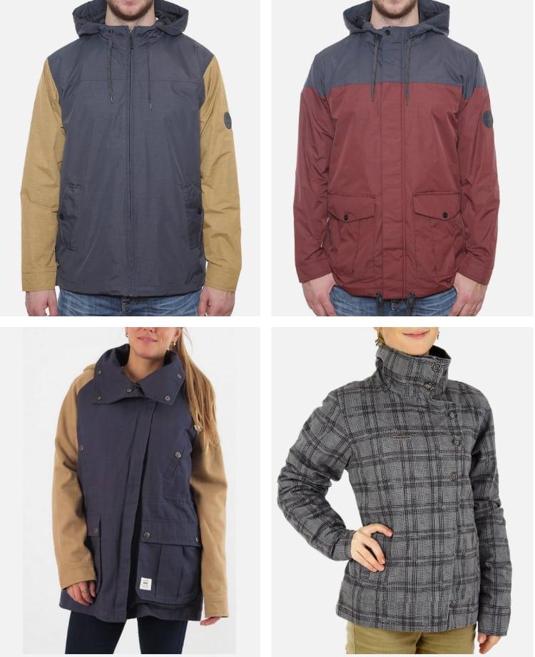 Parťák na celou zimu: stylová bunda 4