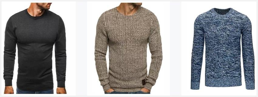 Tip na chladný podzim - pánské svetry 4