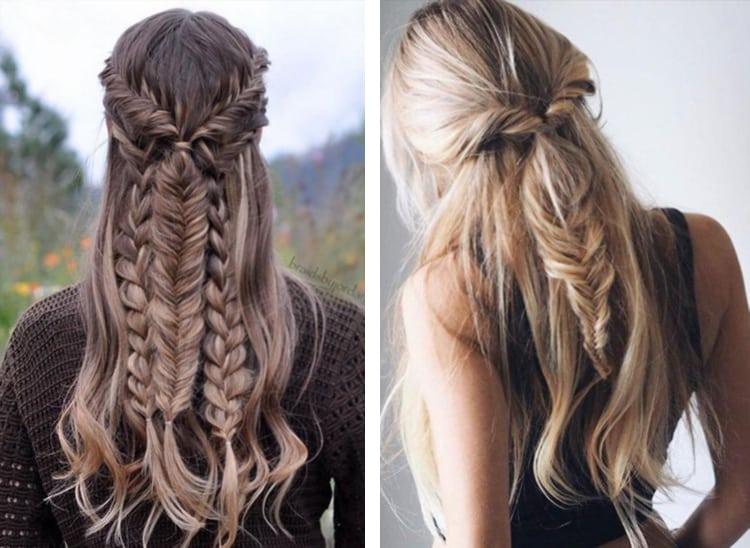 Hair inspiration: jednoduché účesy, které si zamilujete 1